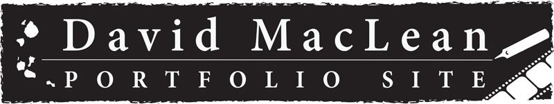 David Maclean Online Portfolio